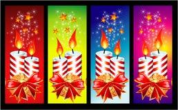 знамя миражирует рождество Стоковые Фото