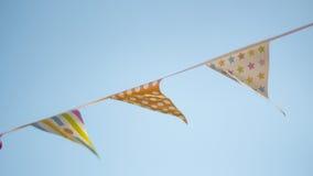 Знамя партии стоковые изображения
