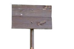 знамя старое Стоковое Изображение RF