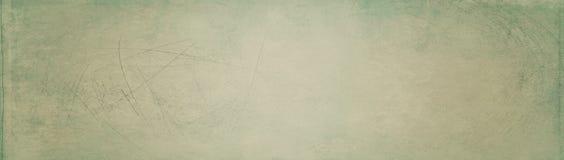 Знамя с винтажной предпосылкой - шаблоном заголовка сети - дизайн вебсайта - простой дизайн Стоковое Изображение RF