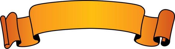 знамя Стоковые Изображения RF