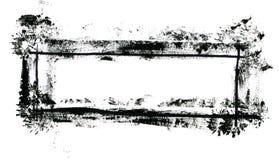 знамя grungy Стоковая Фотография