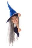 знамя halloween Стоковые Изображения