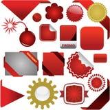 Знамя Promo Стоковое Изображение