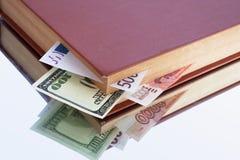 знание единой валюты Стоковое Фото
