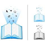 знание книги Стоковое Изображение RF