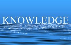 знание Стоковое Изображение RF