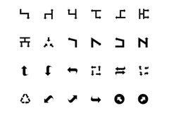 Значки 8 вектора стрелок иллюстрация штока