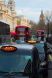 Значки Лондона Стоковые Фото