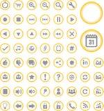 Значки сети бесплатная иллюстрация