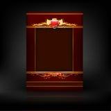 Значок вектора меню Abstarct Стоковая Фотография RF