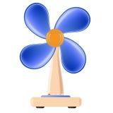 Значок вентилятора иллюстрация вектора