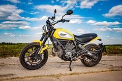 Значок встряхивателя - Ducati Стоковые Изображения