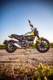Значок встряхивателя - Ducati Стоковое Фото