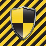 Значок защиты данных Стоковое Изображение