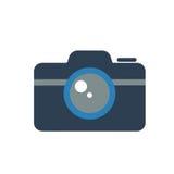 Значок камеры Стоковые Фото