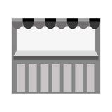 Значок магазина конфеты иллюстрация вектора