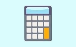 Значок математики калькулятора бесплатная иллюстрация