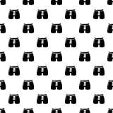 Значок моды людей кратко, простой черный стиль иллюстрация штока