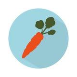 Значок овоща моркови бесплатная иллюстрация