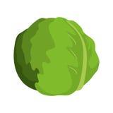 Значок овоща салата бесплатная иллюстрация