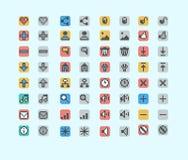 Значок пиксела Стоковое Фото