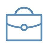 Значок портфеля Стоковая Фотография RF