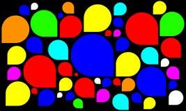 Значок пузыря речи Стоковая Фотография RF