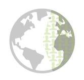 Значок планеты Стоковое фото RF