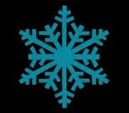 Значок снежинки Стоковая Фотография