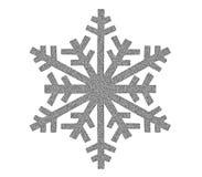 Значок снежинки Стоковое фото RF