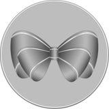 Значок сферы смычки ленты Стоковое Изображение RF