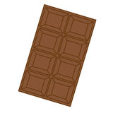 Значок сладостного шоколада бесплатная иллюстрация