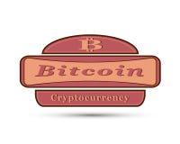Значок с символом монетки бита бесплатная иллюстрация