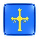 Значок флага Астурии бесплатная иллюстрация
