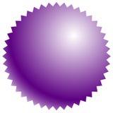 Значок, форма кнопки с пустым пространством Предпосылка для вашего текста, Стоковые Фото