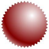 Значок, форма кнопки с пустым пространством Предпосылка для вашего текста, Стоковое фото RF