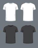 Значок футболки Стоковое Изображение RF