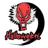 Значок хеллоуин Стоковые Изображения
