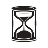 Значок часов стоковые изображения rf
