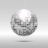 Значок шарика диско бесплатная иллюстрация