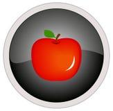 Значок Яблока Стоковое фото RF