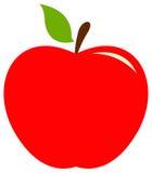 Значок Яблока стоковые фотографии rf
