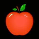Значок Яблока Стоковая Фотография RF