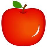 Значок Яблока Стоковые Изображения