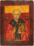 Значок St Nicholas Стоковые Фотографии RF