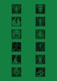 зодиак стоковые изображения rf