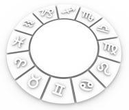 зодиак бесплатная иллюстрация