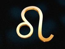 зодиак leo иллюстрация вектора