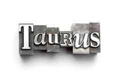 зодиак taurus знака Стоковая Фотография RF